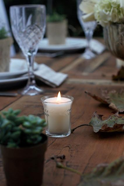 Setting a Thanksgiving table with beauty and meaning