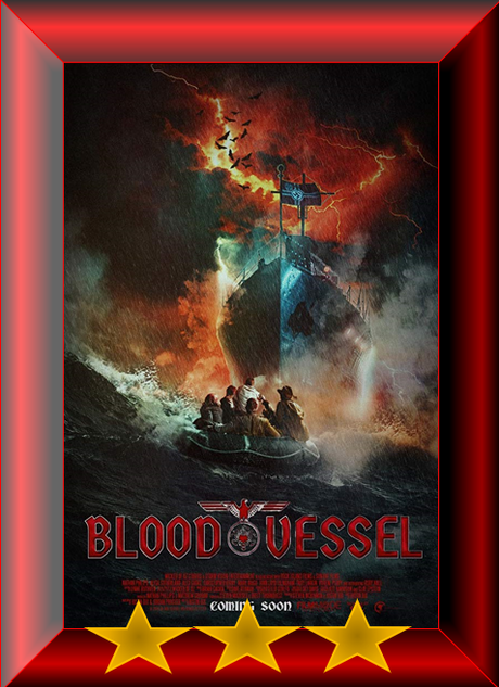 Blood Vessel (2019) Movie Review