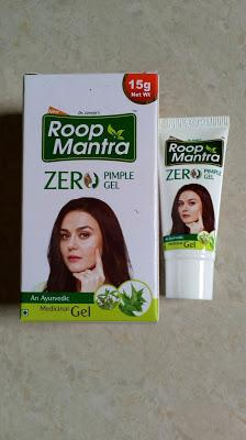Roop Mantra Zero Pimple Gel Review