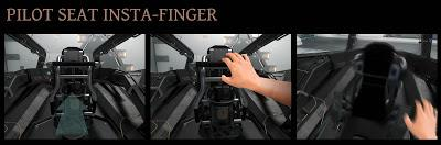 Star Citizen - Insta Finger - removes Inner Thought and minimizes visual clutter