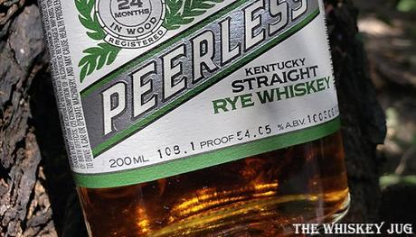 Peerless Rye Whiskey Details (price, mash bill, cask type, ABV, etc.)