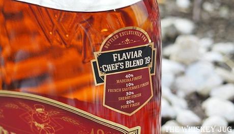Flaviar Chef's Blend 2019 Details