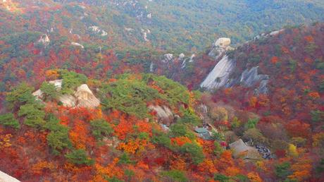 How to Go to Bukhansan National Park and Guide DIY