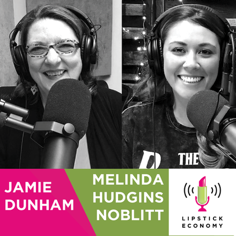 Lipstick Economy Podcast is Live!