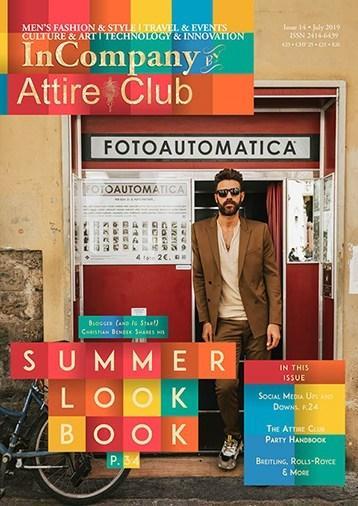 Editorial: Sommernovelette