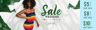 Summer women's clothing saleThe summer season is around t...
