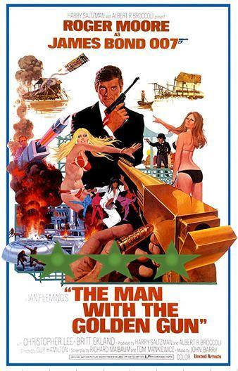 James Bond Month – The Man with the Golden Gun (1974)
