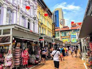 Let's Introduce... Chinatown, Singapore!