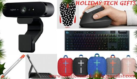7 Techie Gifts That Are Perfect For The Holiday Season
