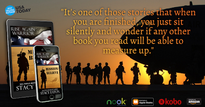 Mission: Believe - Rise Again Warrior Series New Release - Military Contemporary Romance