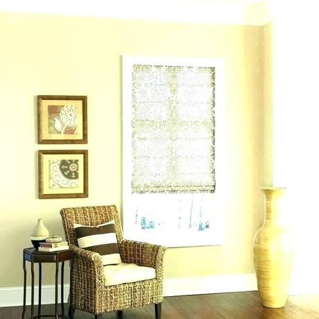 yellow window shades car fabric roman