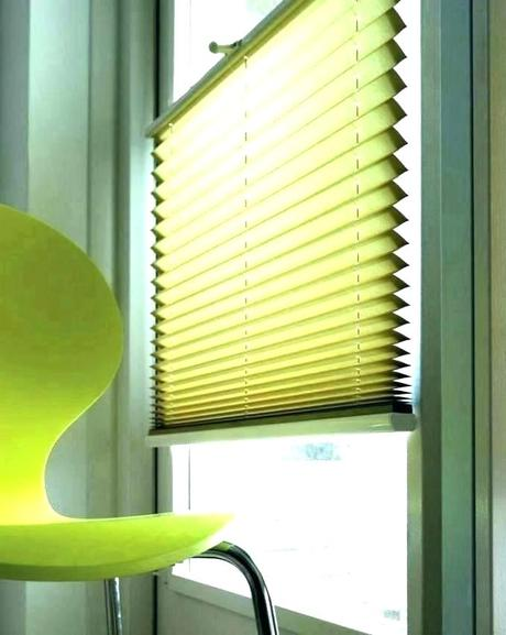 yellow window shades discount roller pleated