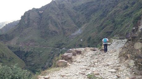 Trekking near Dharamshala - II