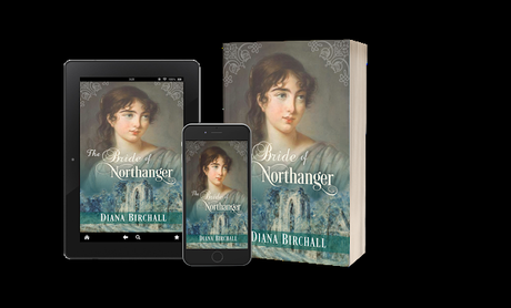 BOOK REVIEW: DIANA BIRCHALL, THE BRIDE OF NORTHANGER