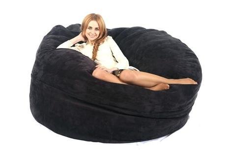 memory foam bag bean nz bed chair cover love sac