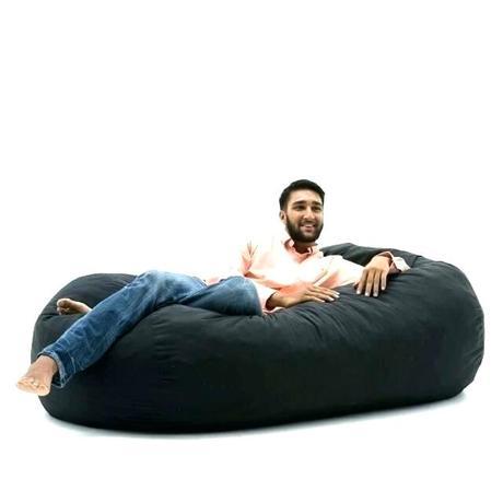 memory foam bag bean sofa chair