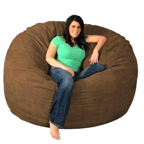 memory foam bag double sleeping chair