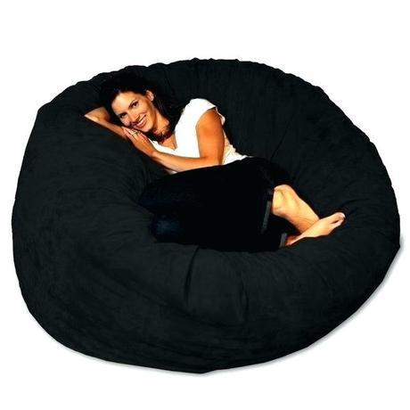 memory foam bag bean bed 5 foot chair sofa sack