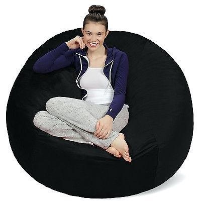 memory foam bag best chair sofa sack bean