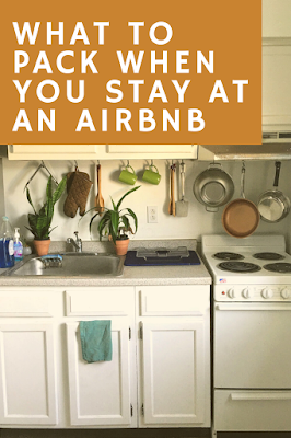 What You Should Bring When You Stay at an AirBnB
