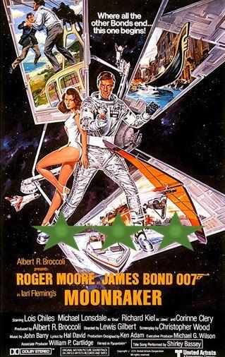 James Bond Month – Moonraker (1979)