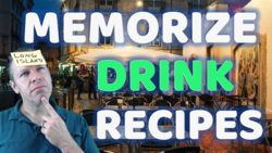 How to Memorize Cocktail Recipes – The Triple Imprint Method