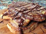 Chocolate Cinnamon French Toast (Yeast Free Sourdough)