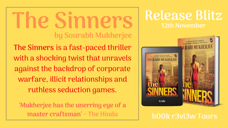 The Sinners by Sourabh Mukherjee