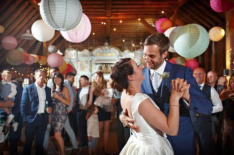 first dance at a preston court wedding