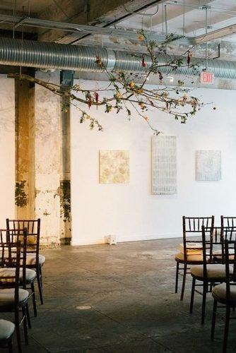 places to have an engagement party party at the art gallery