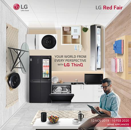 LG Red Fair Is Back