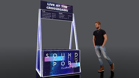 See You At Sound Port Clarke Quay Next Weekend!