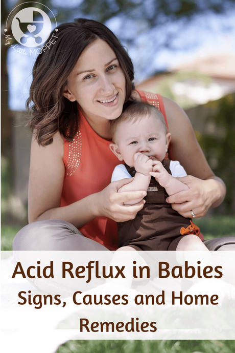Spitting up milk is something all babies do, but it can worry parents. Here is everything you need to know about signs & remedies for acid reflux in babies.