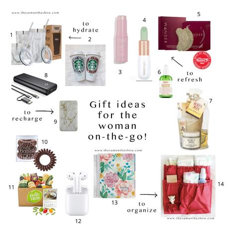 Holiday gift guide: For the woman on-the-go