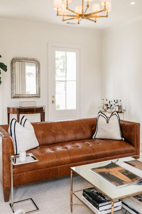 Formal Living Room Update
