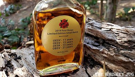 2019 Four Roses Small Batch Details (price, mash bill, cask type, ABV, etc.)