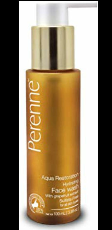 perenne face wash