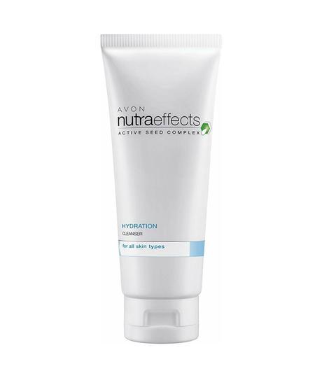Avon Nutraeffects Hydration Cleanser
