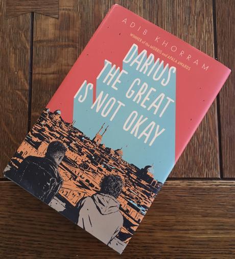 Book Review: Darius the Great is Not Okay