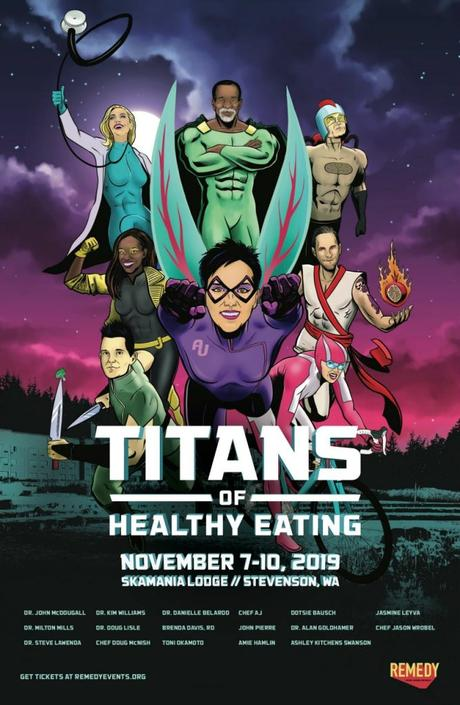 titans of healthy eating