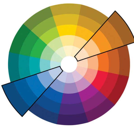 Understanding Warm and Muted Colours