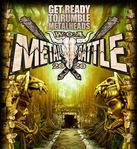 WACKEN METAL BATTLE USA 2020 Band Submissions Open Until Nov 30th