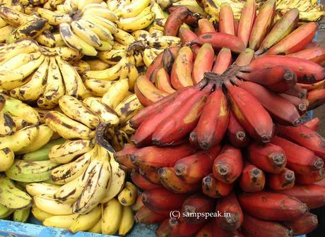 Ayodhya ripened ~ bananas !!
