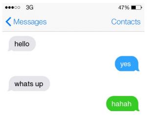 best fake iphone text generators tools online 2019