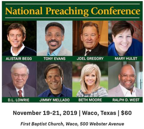 Alistair Begg and the Preachers Conference
