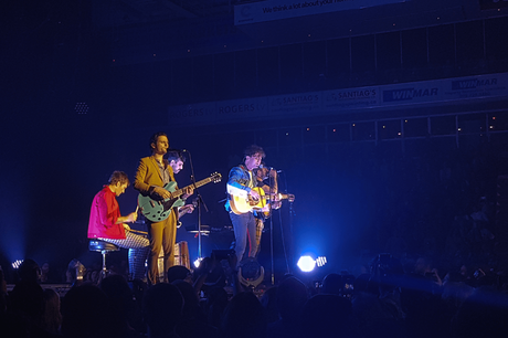 Arkells Rally Cry Tour: 25 Thoughts from the Floor