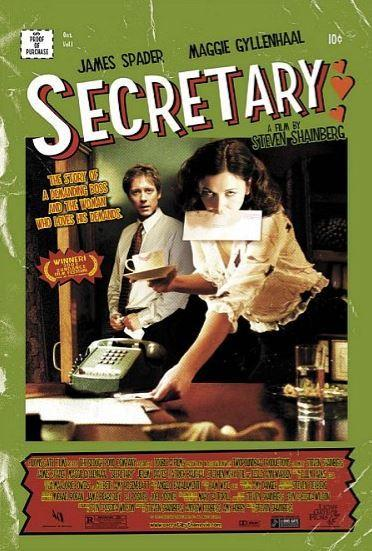 Maggie Gyllenhaal Weekend – Secretary (2002)