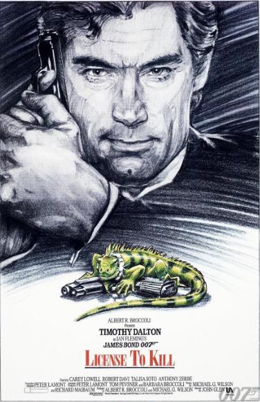 James Bond Month – Licence to Kill (1989) Movie Rob's Pick