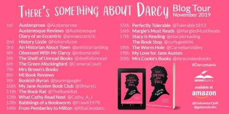 Review: There's Something About Darcy by Gabrielle Malcolm