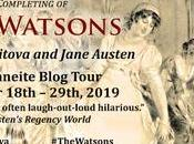 Watsons Blog Tour Launch! Interview with Author Rose Servitova